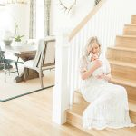 Highland Park Newborn Lifestyle Session I Baby Blake