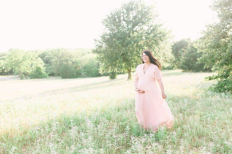 Southlake Maternity Photographer