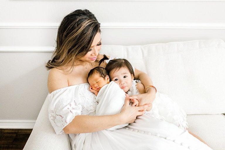 Newborn Photographer in Dallas