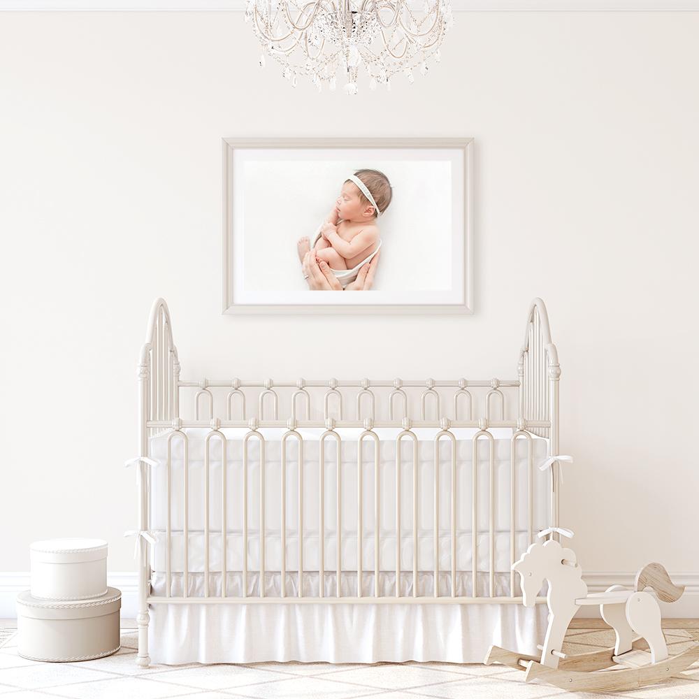 fort worth studio newborn photographer